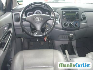 Toyota Innova Manual 2007