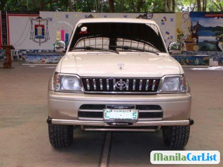 Pictures of Toyota Land Cruiser Prado Manual 2002