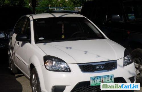 Pictures of Kia Rio Automatic 2009