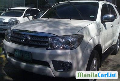 Picture of Toyota Fortuner 2008