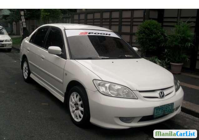 Picture of Honda Civic Manual 2004
