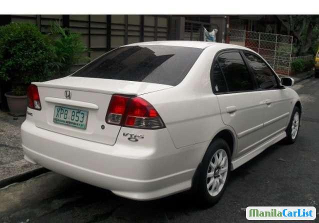 Honda Civic Manual 2004