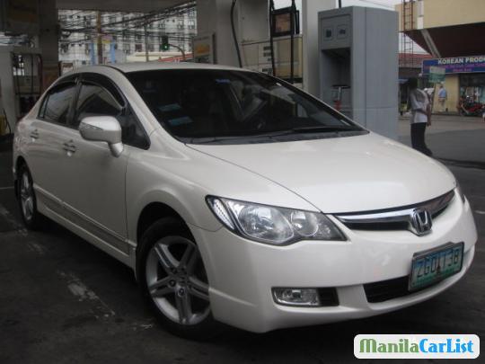 Honda Civic Automatic 2016 in Davao Oriental