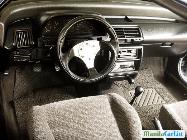 Honda Civic Manual 1991