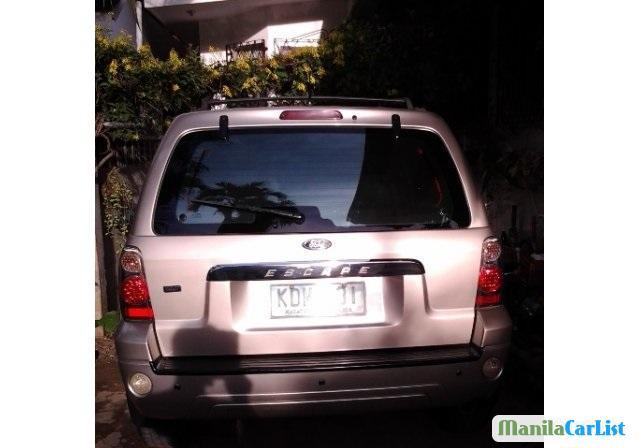 Ford Escape Automatic 2007 - image 3