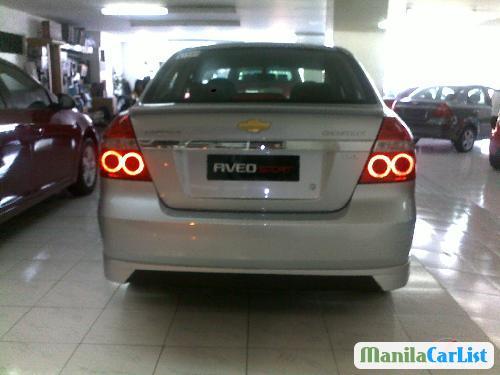 Chevrolet Aveo Automatic 2011