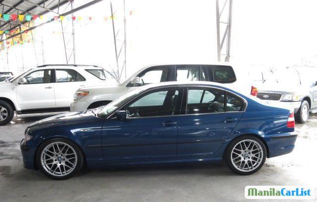 BMW 3 Series Automatic 2004