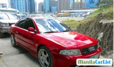 Picture of Audi A4 Manual 1998