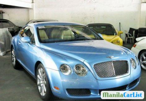 Pictures of Bentley Continental Automatic 2007