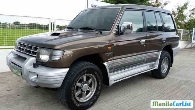 Pictures of Mitsubishi Pajero Automatic 2004