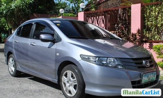 Honda City Manual 2009 - image 1