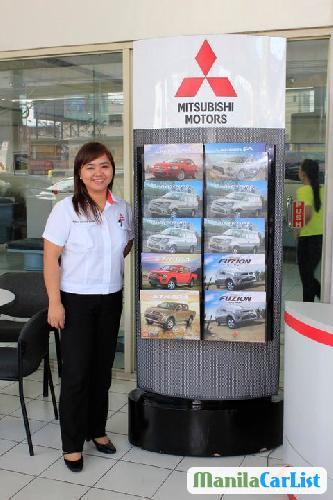 Mitsubishi Adventure 2011 in Metro Manila