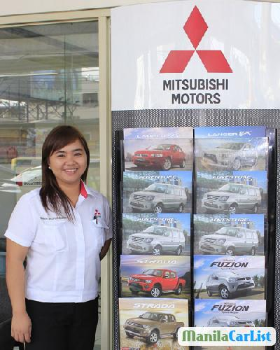 Mitsubishi L300 Manual 2013 in Philippines