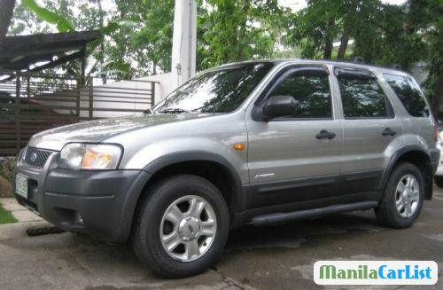 Picture of Ford Escape Automatic 2003