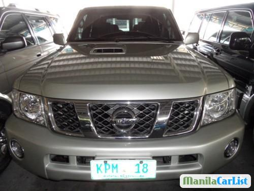 Picture of Nissan Patrol Automatic 2008