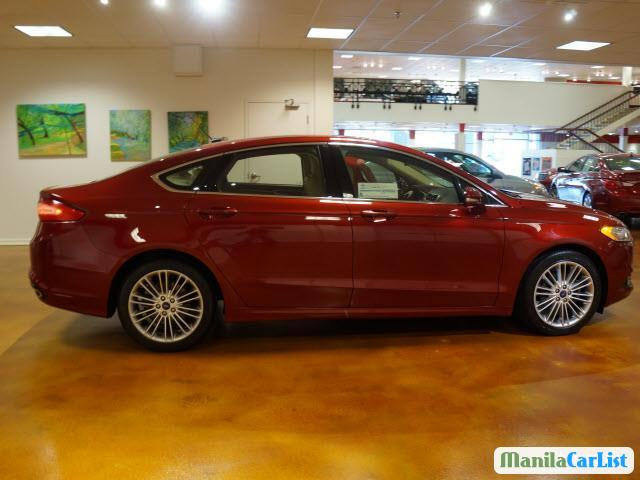 Picture of Ford Fusion Automatic 2013