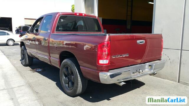 Picture of Dodge RAM Automatic 2002