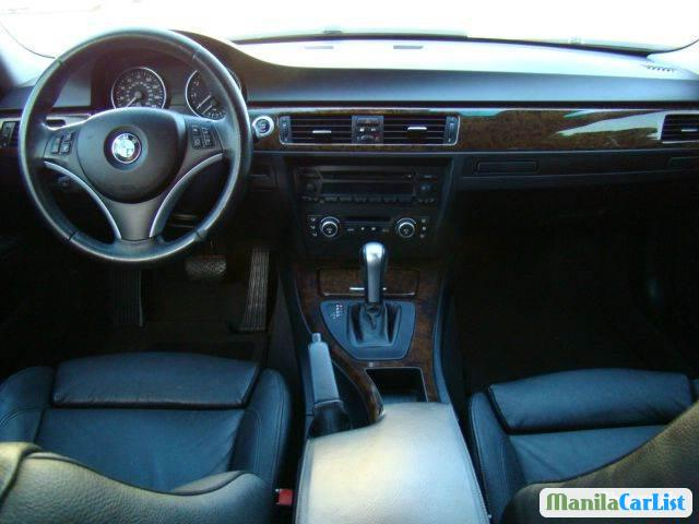 Picture of BMW 3 Series Automatic 2007 in Metro Manila