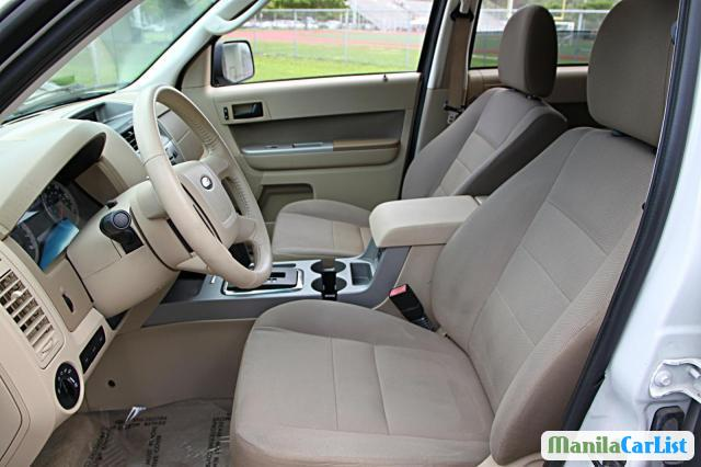 Ford Escape Automatic 2009 in Philippines