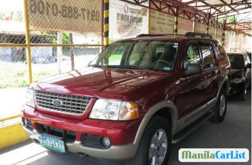 Pictures of Ford Explorer Automatic 2006