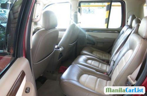 Picture of Ford Explorer Automatic 2006 in Philippines