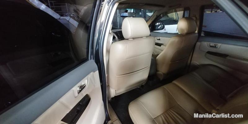 Picture of Toyota Fortuner G Automatic 2013 in Metro Manila