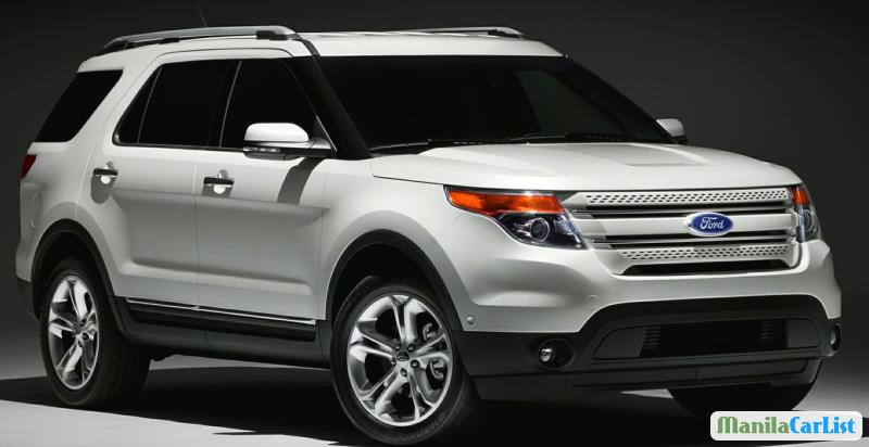 Picture of Ford Explorer Automatic 2014
