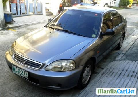 Pictures of Honda Civic Manual 2000