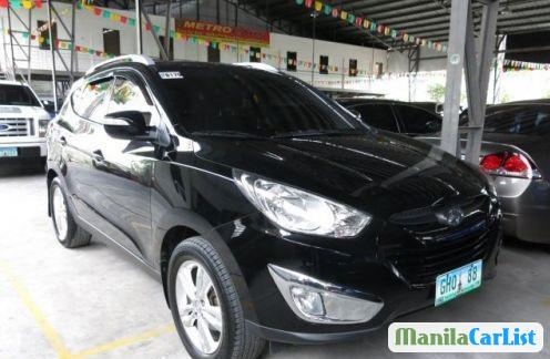 Pictures of Hyundai Tucson Automatic 2010