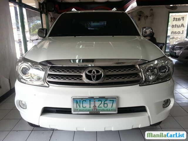 Picture of Toyota Fortuner Automatic 2014