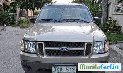 Pictures of Ford Explorer 2003