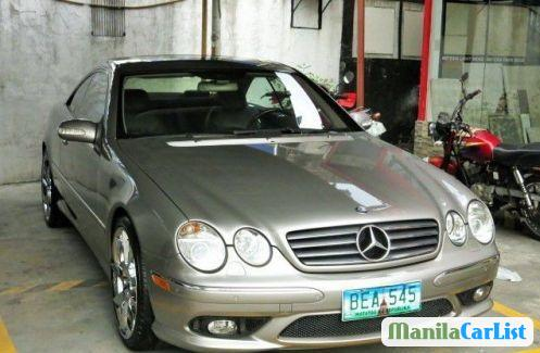 Pictures of Mercedes Benz CL-Class Automatic 2005