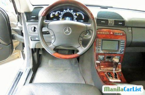 Mercedes Benz CL-Class Automatic 2005 in Mountain Province