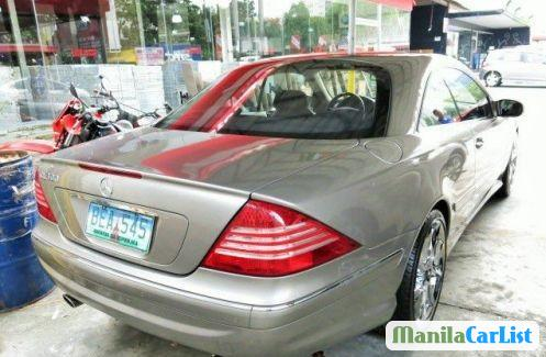 Mercedes Benz CL-Class Automatic 2005 in Mountain Province - image