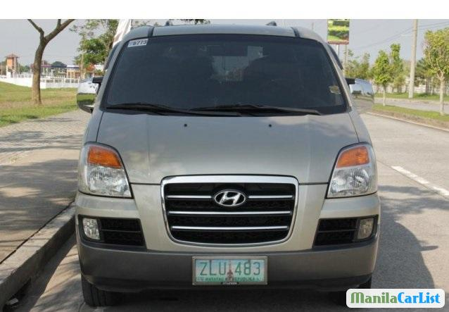 Pictures of Hyundai Starex 2007
