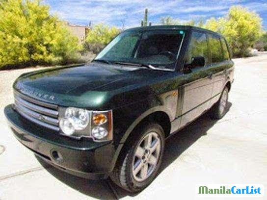 Pictures of Land Rover Range Rover Automatic 2009