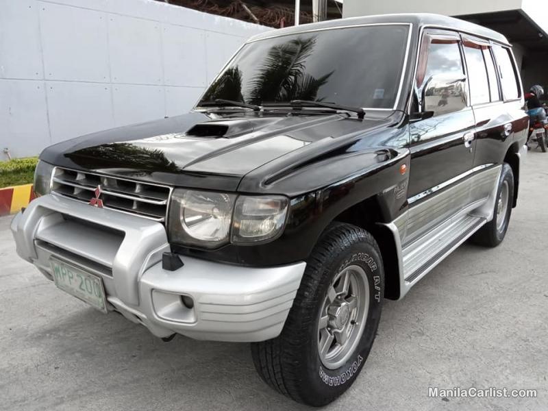 Mitsubishi Pajero Automatic 2000