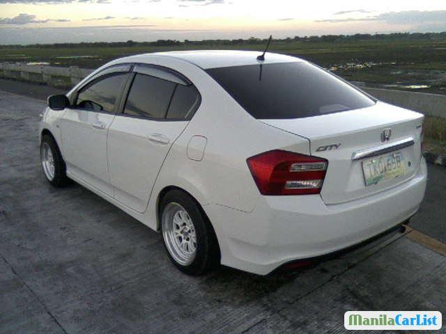 Honda City Manual 2011 in Bohol