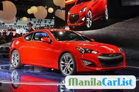 Picture of Hyundai Coupe Manual 2013