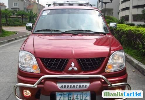 Pictures of Mitsubishi Adventure 2005