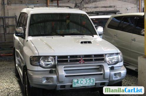 Picture of Mitsubishi Pajero Automatic 2001