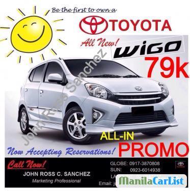 Picture of Toyota Wigo