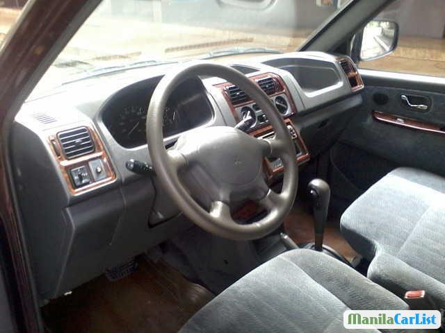 Mitsubishi Adventure Automatic 2000