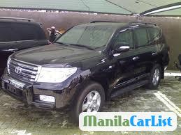 Picture of Toyota Land Cruiser Automatic 2011