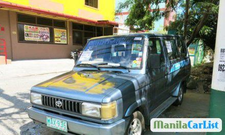 Picture of Toyota Tamaraw FX FX Manual 1998