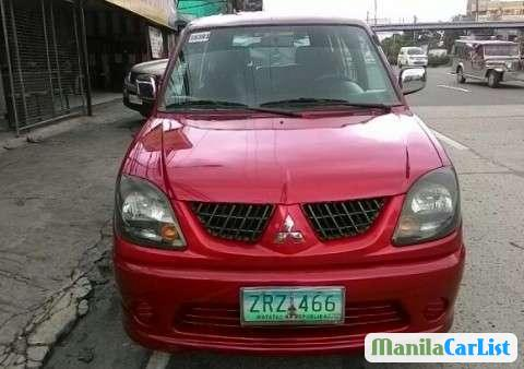 Picture of Mitsubishi Adventure Manual 2008