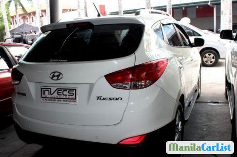 Hyundai Tucson Automatic 2012 in Philippines