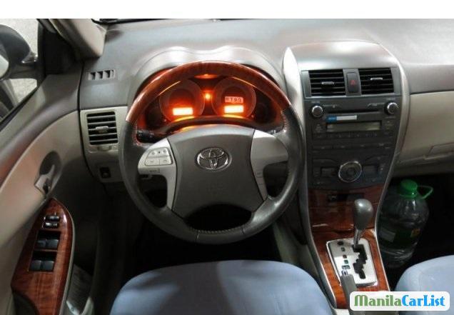 Toyota Corolla Automatic 2010 in Agusan del Sur