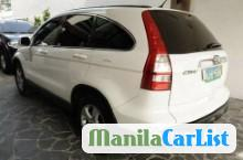 Honda CR-V Automatic 2009 in Philippines
