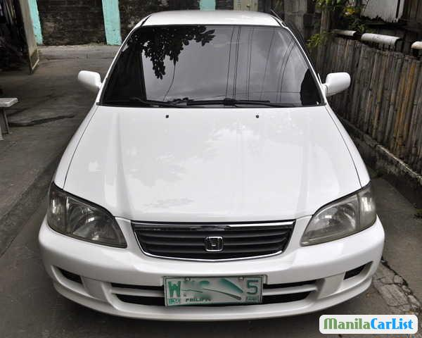 Pictures of Honda City Automatic 2001